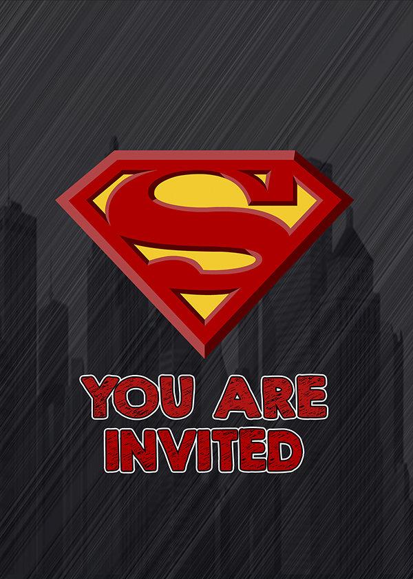 Avengers Party Invites, Superhero Invitation, Avengers Invite, Superhero Invite, Avengers Birthday Party, Avengers Printable, Avengers Card, DIY