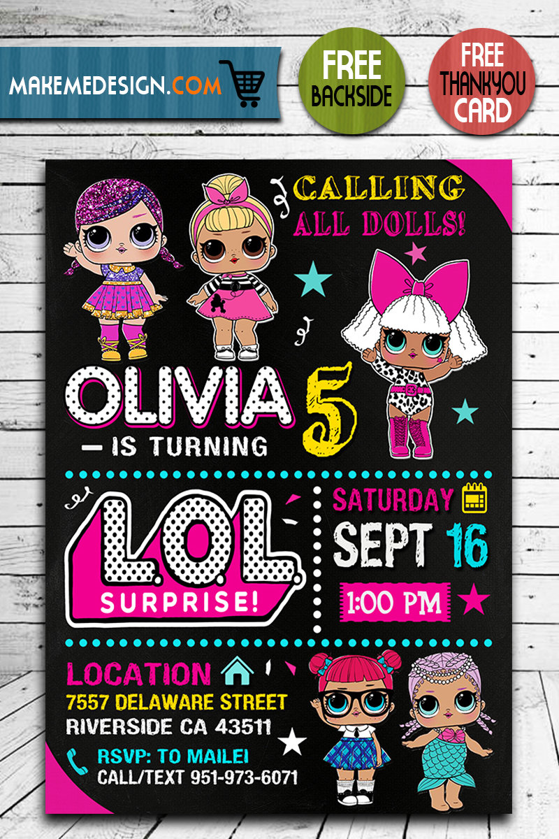 It is an image of Lol Dolls Printable with colored