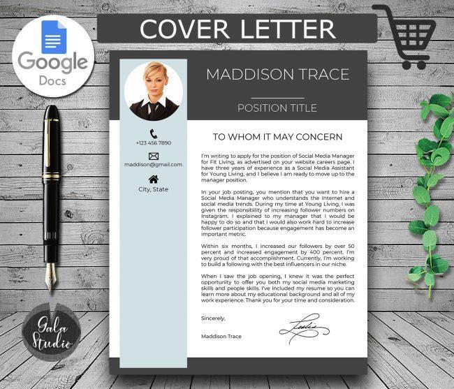 Resume Google Docs, Resume Template for Google Docs, References, Cv Template Google Docs, Cover Letter, Google Doc Resume