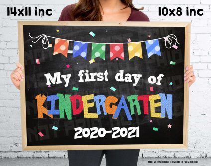 First Day Of Kindergarten,  Boy Kindergarten Sign,  Boy Day Of Kindergarten,  First Day Boy,  Photo Prop Boy,  First Day Of Boy