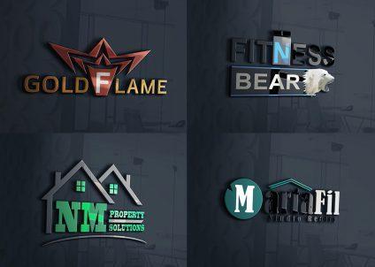 Custom Logo Design, Branding Logo Design